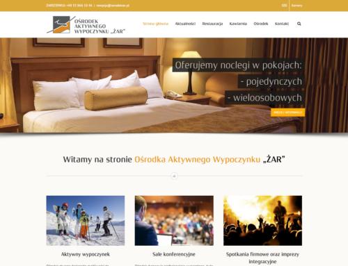 Strona internetowa O.Ż.